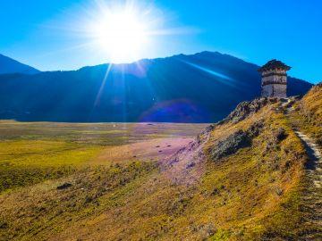 Bhutan Trip Thimphu, Punakha, Phubjikha,Paro, Chele la