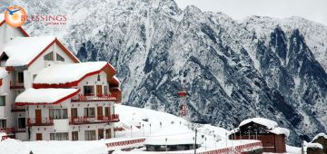 Auli Tour PackageUttrakhand