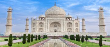 AMAZING DELHI TO AGRA OVERNIGHT TRIP 1 NIGHTS AND 2 DAYS