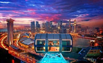 Singapore 3 Nights & 4 Days Affordable Package