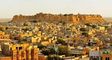 Jaisalmer Jodhpur Trip 2N/3D