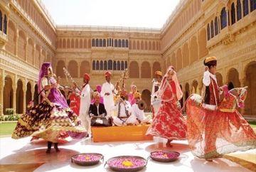 Jaipur Tour 9N/10D