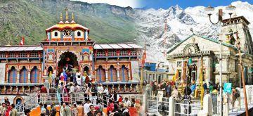 kedarnath Badrinath Do Dham Tour Package