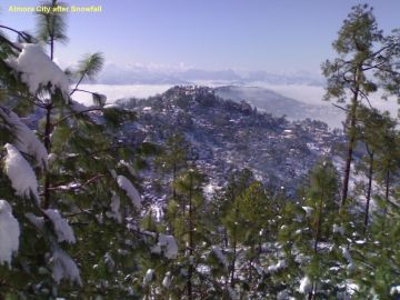 Kausani And Ranikhet 7N/8D Tour Package