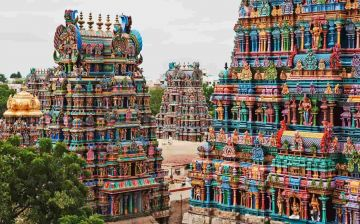 9 nights 10 days South India tour package