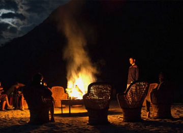 LUXURY CAMPING & TWO SESSIONS RAFTING IN RISHIKESH