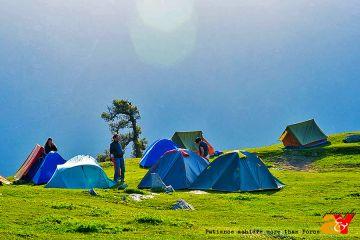 Delhi Triund Trekking package