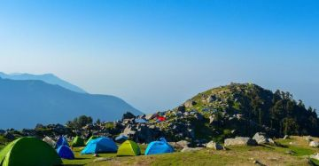 Delhi Triund Trekking package