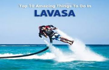 LAVASA HILL TOUR PACKAGE FOR 2 NIGHT / 3 DAYS