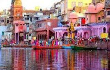 Nathdwara Haridwar Rishikesh Mussoorie Agra Mathura Jaipur P