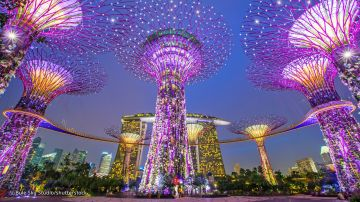 Amazing  5N/6D Singapore  And Malaysia Package