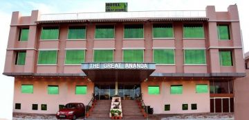 Hotel The Great Ananda