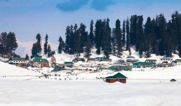 Kashmir Winter Honey MOON package