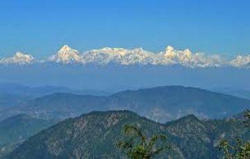 Hills and Wildlife of Uttarakhand