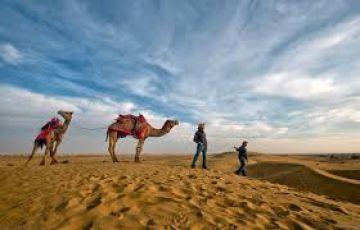Momravel Tour of Desert