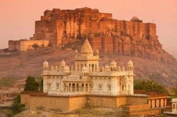 Heritage with Desert