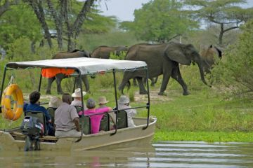 3 Day Safari to Selous Game Reserve
