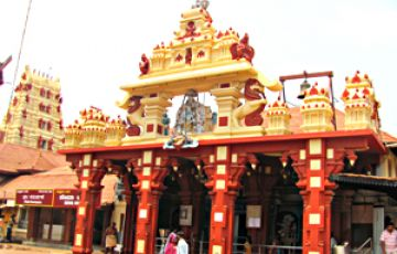 UDUPI HINDU PILGRIMAGE TOUR PACKAGE 2 NIGHTS AND 3 DAYS