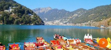 CHARM OF KUMAON HILLS TOUR PACKAGE 2 NIGHTS AND 3 DAYS