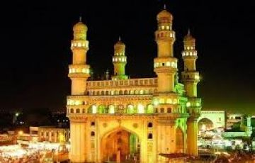 HYDERABAD PACKAGE FOR 08 NIGHT / 09 DAYS