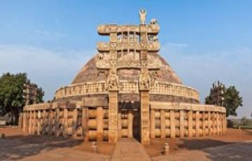 SANCHI BUDDISHT TOUR PACKAGE 2 NIGHTS AND 3 DAYS