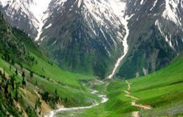 TOP TOURIST ATTRACTIONS IN SONAMARG