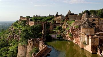 Great wall of India- Kumbhalgarh