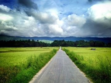 MUST VISIT PLACES IN INDIA BEFORE YOU DIE ZIRO ARUNACHAL PRA