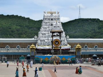 INCREDIBLE PLACES TO VISIT IN INDIA BEFORE YOU DIE TIRUPATI