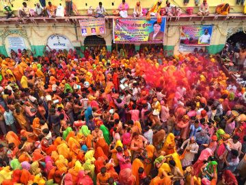 BOOK YOUR TRIP TO MATHURA WITH OUR BEST CUSTOMIZED PACKAGES