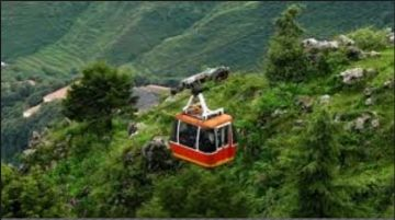 Mussoorie   2 nights -  3 Days Package    BY  VOLVO