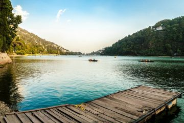 NAINITAL LOVE BLISS AND THE PRISTINE NATURE
