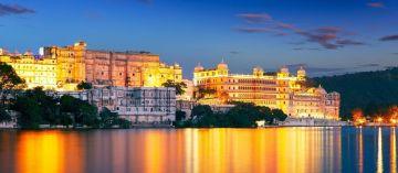 3 nights 4 days Udaipur - Chittorgarh - Kumbhalgarh