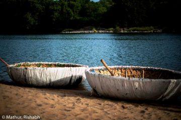 FISHING AT BHEEMESHWARI