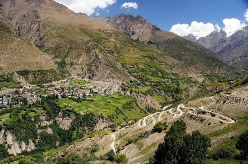 BEST HILL STATIONS TOUR PACKAGE IN KEYLONG