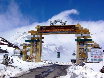 MOST STUNNING PLACES FOR WINTER VACATIONS IN TAWANG