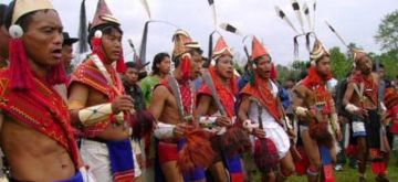 FAMOUS FESTIVALS OF INDIA MOATSU FESTIVAL NAGALAND