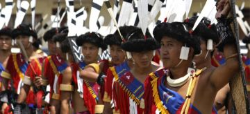 FAMOUS FESTIVALS OF INDIA MIU FESTIVAL NAGALAND