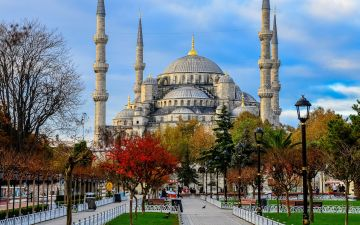7 NIGHTS / 8 DAYS TURKEY TOUR