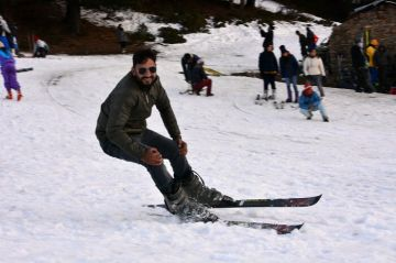 AULI A PERFECT PLACE FOR SKI LOVERS