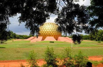 EXPERIENCE THE SERENE AURA OF AUROVILLE