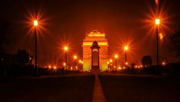 MOST EXHILARATING PLACES TO VISIT THE GLORIOUS INDIA GATE