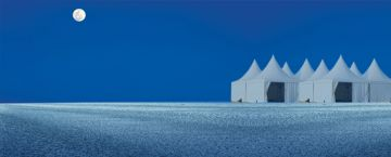 RANN OF KUTCH FOR ITS RUSTIC VILLAGE LIFE EXPERIENCE