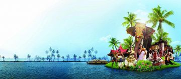 Kerala with Athirapally 5 Nights 6 Days