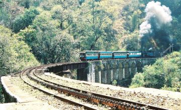Honeymoon to Himachal for 5n/6d with toy Train