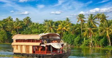 Kerala Houseboat Tour Package