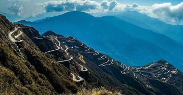 CYCLING TOUR SILK ROUTE