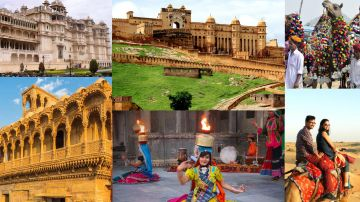 Jaipur Jodhpur 4 Night 5 Days