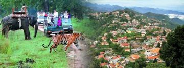Nainital Corbett Mussoorie 7 Night 8 Days