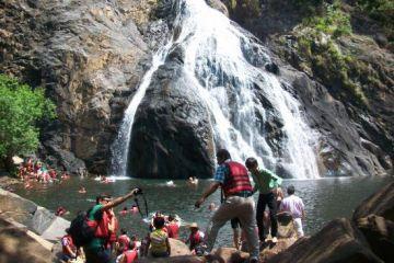 Honeymoon Package with Dudh Sagar Waterfall @7500/-